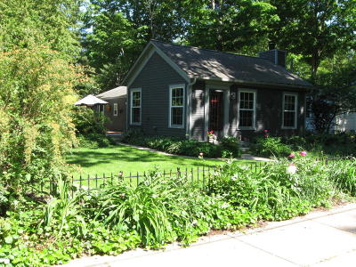 Saugatuck, Douglas Single Family Home For Sale: 215 Grand Street