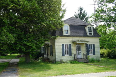 Newaygo County Single Family Home For Sale: 1096 E James Street