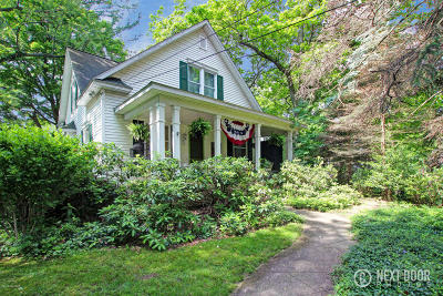 Holland Single Family Home For Sale: 186 E 32nd Street