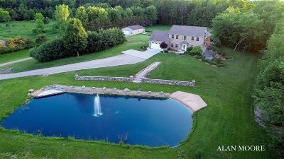 Kent County Single Family Home For Sale: 4925 Ashley Avenue NE