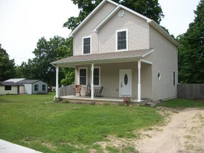 Van Buren County Single Family Home For Sale: 517 E 3rd Street