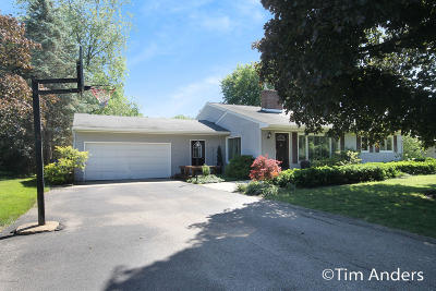 Grand Rapids Single Family Home For Sale: 3038 Brentwood Drive SE