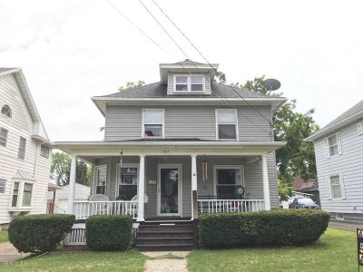 Jackson Single Family Home For Sale: 501 Harwood Street