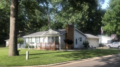 Wyoming Single Family Home For Sale: 4262 Greenvale Avenue SW