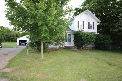 Allegan County Single Family Home For Sale: 490 Grand Street