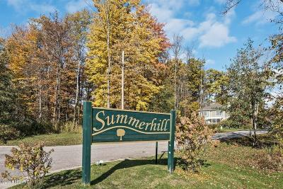 New Buffalo Residential Lots & Land For Sale: 17661 Summerhill Lane