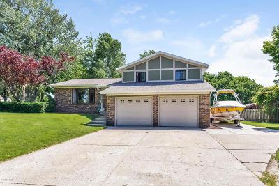 Hudsonville Single Family Home For Sale: 3088 Beechcrest Drive
