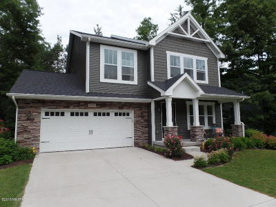 Saugatuck Single Family Home For Sale: 6535 Sanctuary Trail