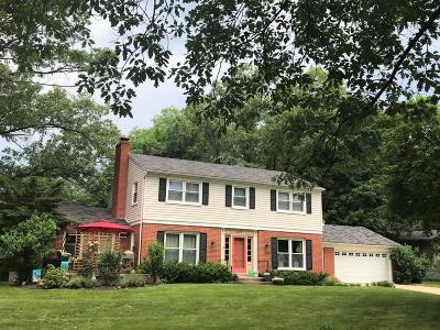 Kalamazoo County Single Family Home For Sale: 4120 Heights Lane