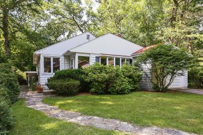 Michiana Shores Single Family Home For Sale: 3608 Powhatan Drive