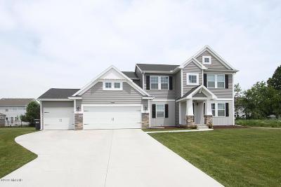 Kalamazoo MI Single Family Home For Sale: $369,900