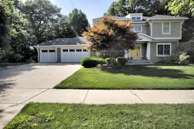 Grand Haven, Spring Lake Single Family Home For Sale: 18083 Wildwood Court