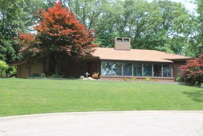 Kalamazoo County Single Family Home For Sale: 4150 Squire Heath Lane