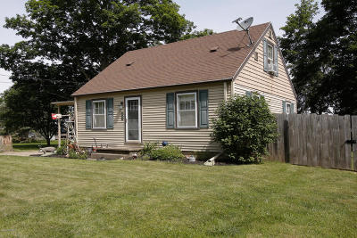 Kalamazoo County Single Family Home For Sale: 3809 Phillips Street
