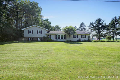 Kalamazoo County Single Family Home For Sale: 5289 N 36th Street