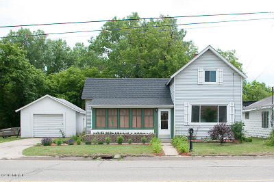 Mecosta County Single Family Home For Sale: 314 S 3rd Avenue