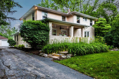 Sawyer Single Family Home For Sale: 5295 Browntown Road