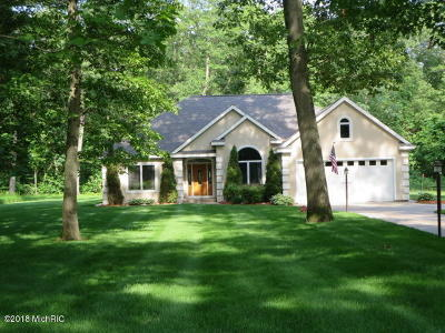 Saugatuck, Douglas Single Family Home For Sale: 3115 Red Oak Drive