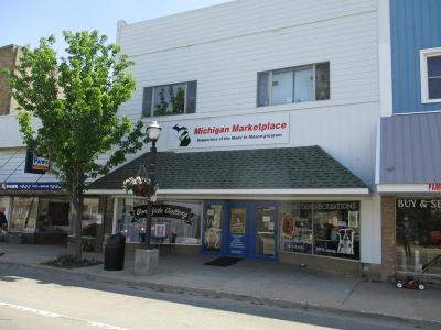 Ludington Commercial For Sale: 307 S James Street