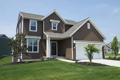 Wyoming Single Family Home For Sale: 5845 Nile Drive SW