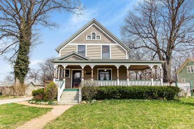 Van Buren County Single Family Home For Sale: 213 E 2nd Street