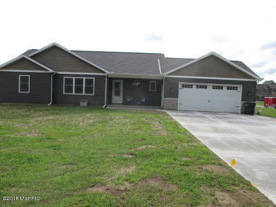 Allegan County Single Family Home For Sale: 1000 Eley