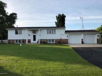 Lakeview Single Family Home For Sale: 10600 W Cutler Road