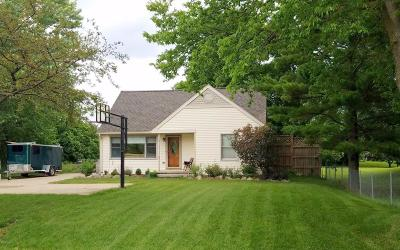 Ingham County Single Family Home For Sale: 6264 McCue Road