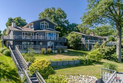Muskegon Single Family Home For Sale: 144 N Bear Lake Road