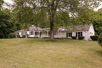Kalamazoo County Single Family Home For Sale: 1456 Woodlure Drive