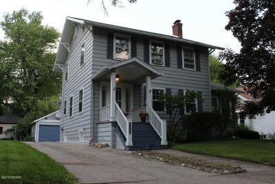 Kalamazoo County Single Family Home For Sale: 1414 W Maple Street