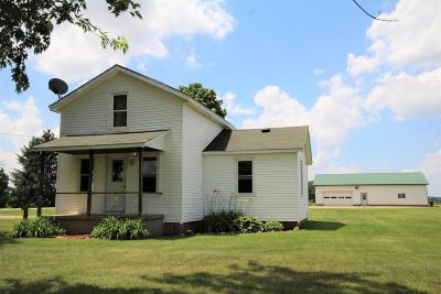 Kalamazoo County Single Family Home For Sale: 50980 Silver Street