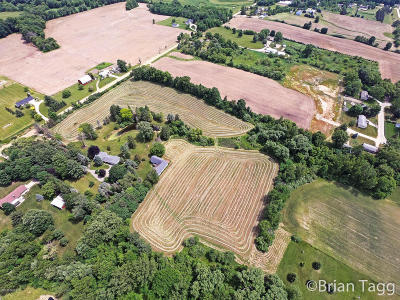 Allegan County Residential Lots & Land For Sale: 4118 16th Street Parcel B