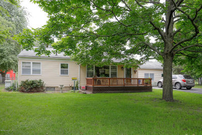 Plainwell Single Family Home For Sale: 1193 103rd Avenue