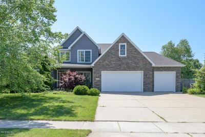 Stevensville Single Family Home For Sale: 2231 McCormick Trail