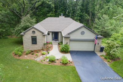 Single Family Home For Sale: 8578 Meadowrock Drive