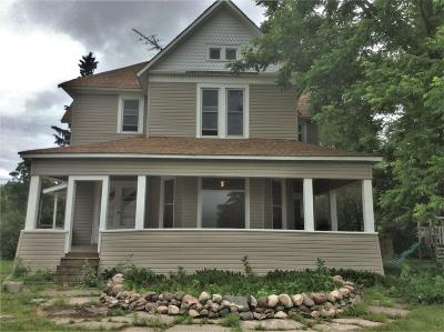 Reed City MI Single Family Home For Sale: $88,000