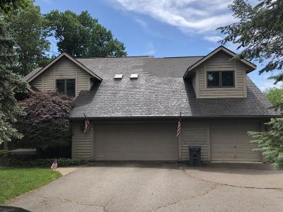 Plainwell Single Family Home For Sale: 13970 Doster Road