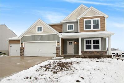 Hudsonville Single Family Home For Sale: 3261 Oakmont Drive