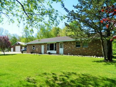 Allegan County Single Family Home For Sale: 3316 110th Avenue