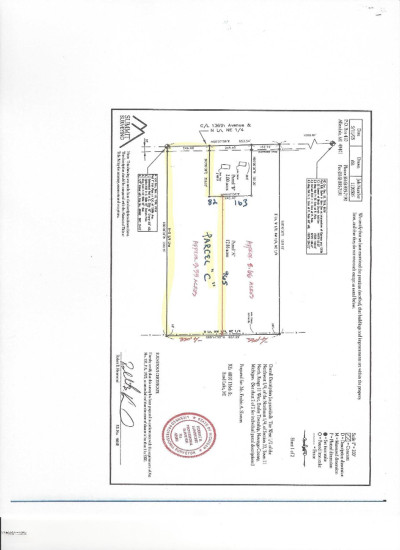 Sand Lake Residential Lots & Land For Sale: Tbd E. 136th Street