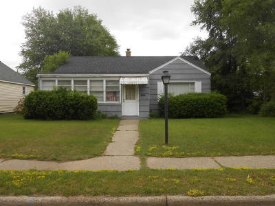 Muskegon Single Family Home For Sale: 2363 Crozier Avenue