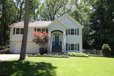 Van Buren County Single Family Home For Sale: 980 Concord Drive