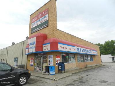 Benton Harbor MI Commercial For Sale: $729,000
