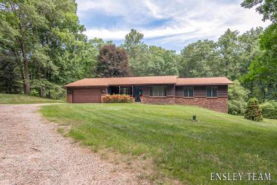 Cedar Springs MI Single Family Home For Sale: $239,000