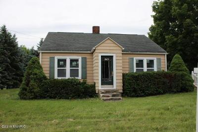 Kalamazoo County Single Family Home For Sale: 823 Romence Road