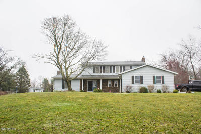 St. Joseph County Single Family Home For Sale: 58419 Westwood Drive