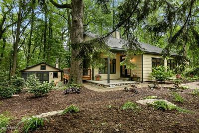 Lakeside Single Family Home For Sale: 9291 Sunset Lane