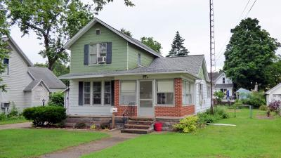 Cass County Single Family Home For Sale: 514 Spruce Street
