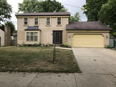 Grand Rapids MI Single Family Home For Sale: $211,950